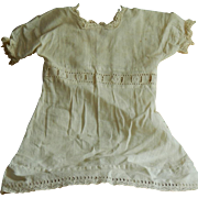 Sweet antique cotton chemise