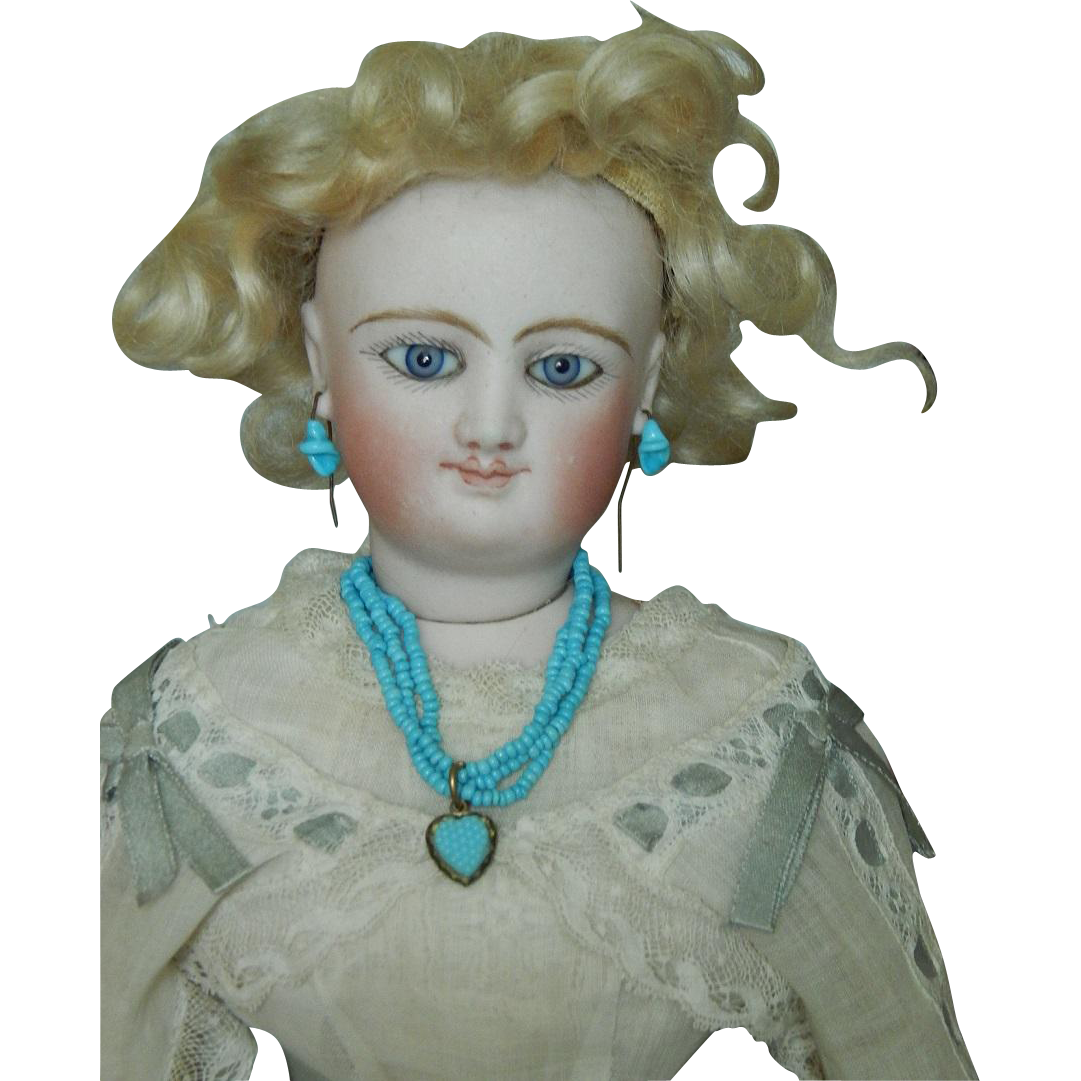 Blonde Doll Wig 51
