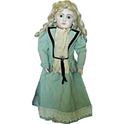 Lovely antique 3 piece doll dress