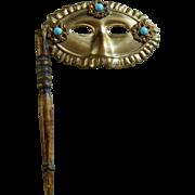 French fashion doll masquerade mask