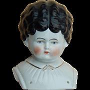 Beautiful Hertwig German china head
