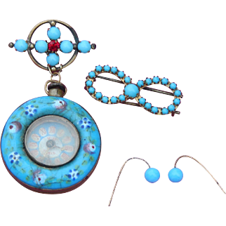 RARE original Jumeau doll accessories lot!