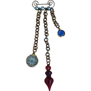 Chatelaine for French fashion or bebe