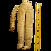 Small French fashion doll body repair lot