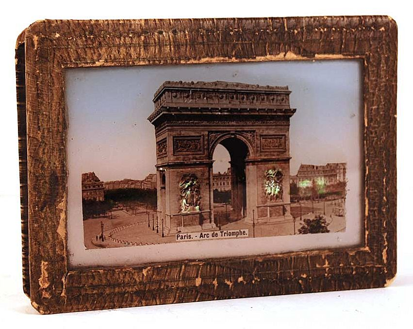 "French ""Grand Tour"" Memento Trinket Box"