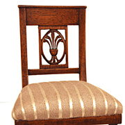 Miniature French Provencal Chaise (Chair)