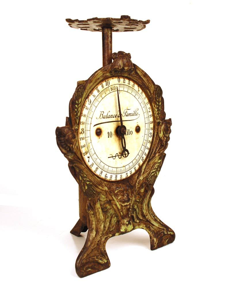 Antique French Kitchen Balance (Kitchen Scale) From