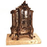 Antique Nineteenth Century Miniature French Etagere/Box