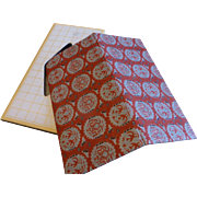 Japanese Wagami Rice Paper Billfold Wallet in Box