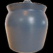 Dansk MESA SKY BLUE Coffee Canister w Lid