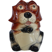 Vintage McCoy Beagle Dog Cookie Jar