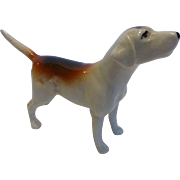 Beswick Foxhound Dog Figurine Pre-1936