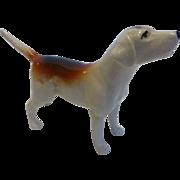 Beswick Foxhound Dog Figurine Pre-1936
