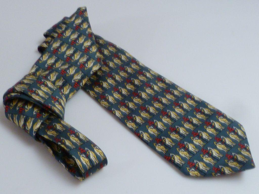 Vintage Harrods England Necktie