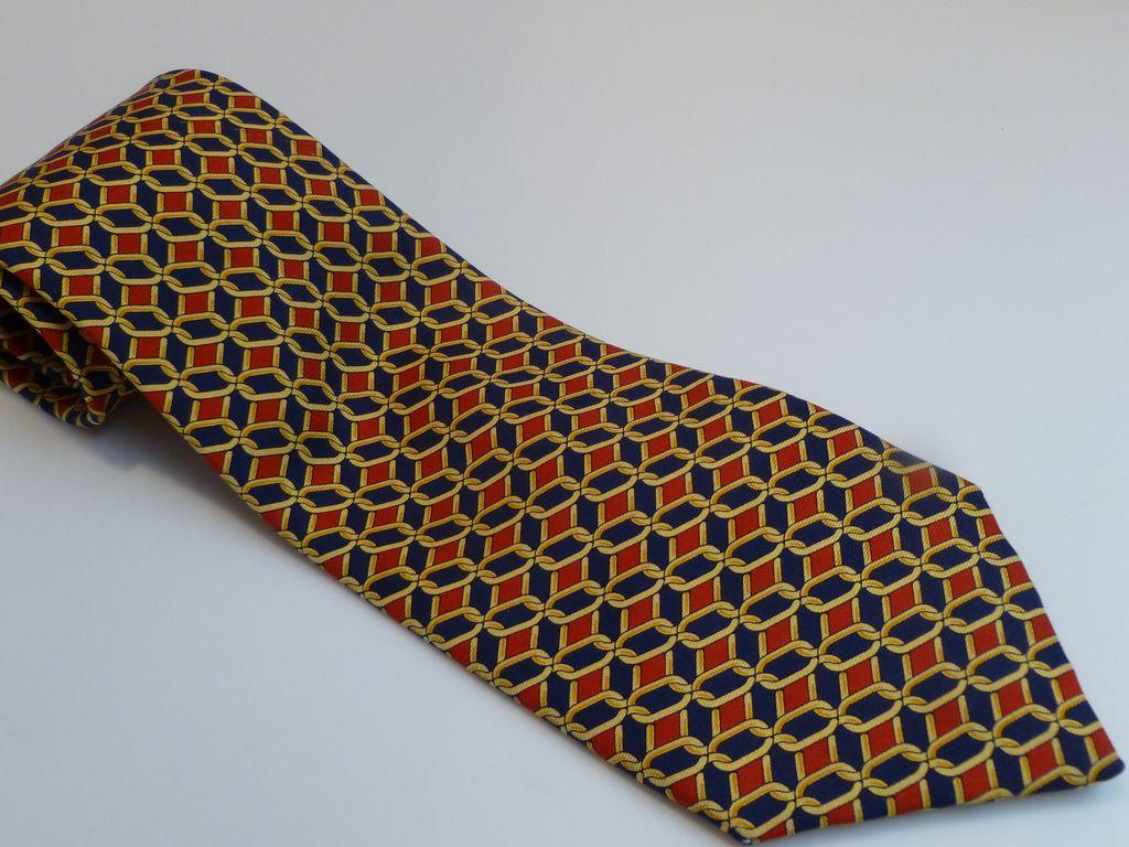 Vintage Burberry London Necktie