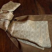 Vintage MONET Silk Scarf