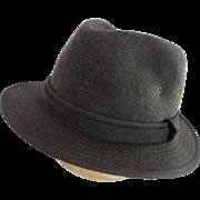 Authentic Scala Dorfman Pacific Co Men's Hat Wool Medium