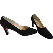 Howard Fox Littler Originals Black Pumps / Heels 9AA