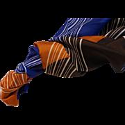 Glentex Schiaparelli Scarf with Hand-Rolled Edges