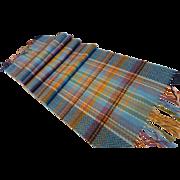 Vintage Cashmere Long Scarf England