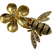 Metropolitan Museum of Art MMA Faberge Bee Brooch # 556