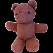 "Vintage Douglas Cuddle Toy Musical Wind Up Brown Teddy Bear 13"""
