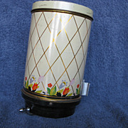 Hall China Crocus Metal Coffee Dispenser