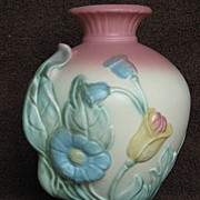 Hull Pottery Bow-Knot Vase