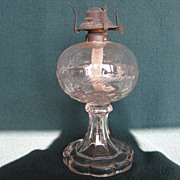 Honeycomb and Cable Oil Lamp