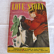 Street & Smith's Love Story Magazine, October 17, 1942
