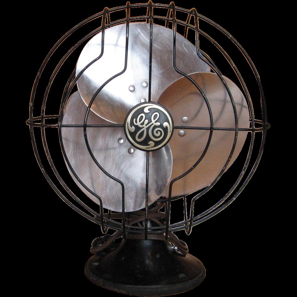 Vintage General Electric Fan 23