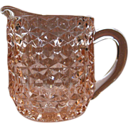 "Holiday, ""Buttons And Bows,"" Milk Pitcher"