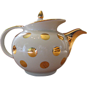 Hall China Windshield Teapot