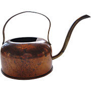 Vintage Coppercraft Guild Watering Can