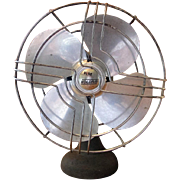 Vintage Knapp-Monarch KM St. Louis Koldair Electric Fan