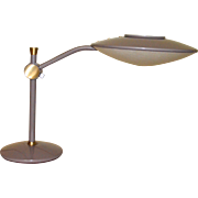Dazor Model 2008 Mid Century Modern Desk Lamp