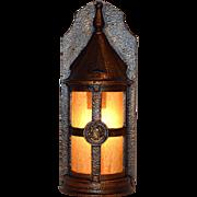 Porch Light Tudor Cottage Style