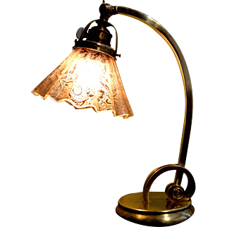 Art Deco Lamp From Germany