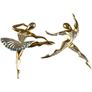 """Marcel Boucher """"Ballet Of Jewels""""   Ballet Dancers 1949"""
