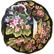 Royal Albert  cup and saucer  Provincial Flowers of Nova Scotia the  Mayflower-