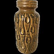 W. or West Germany mid-century vase - Scheurich -288-22- Korelle