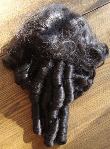 Used Doll Wigs Lot! One FREE!