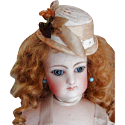 Cyber MondayJaunty Hat for Your French Fashion Doll!