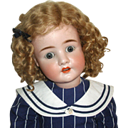 """Holiday Special! S&H 914 28"""" Character Doll with BONUSES!"""