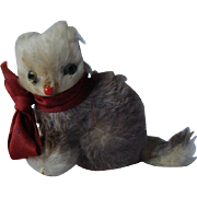 Precious Kitty Pet for Antique Bisque Doll!