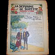 La Semaine de Suzette June 10, 1926