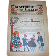 La Semaine de Suzette September 30, 1926
