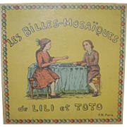 Little French Marbles Game to Entertain Your Bebes!