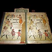 Complete La Semaine de Suzette Dec. 1930 -May 1931 23 Issues!