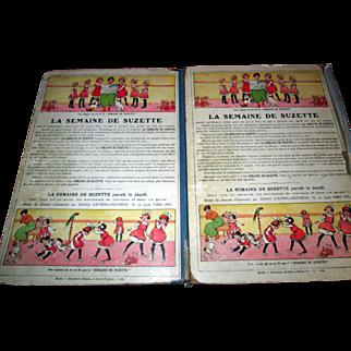 Complete Set La Semaine de Suzette June-Nov. 1933!